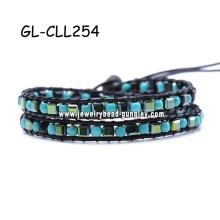 2013 bracelet personalized leather bracelets