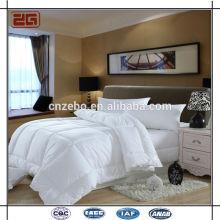 100% Polyester Microfaser Füllung Bequemes Hotel Queen Bed Duvet