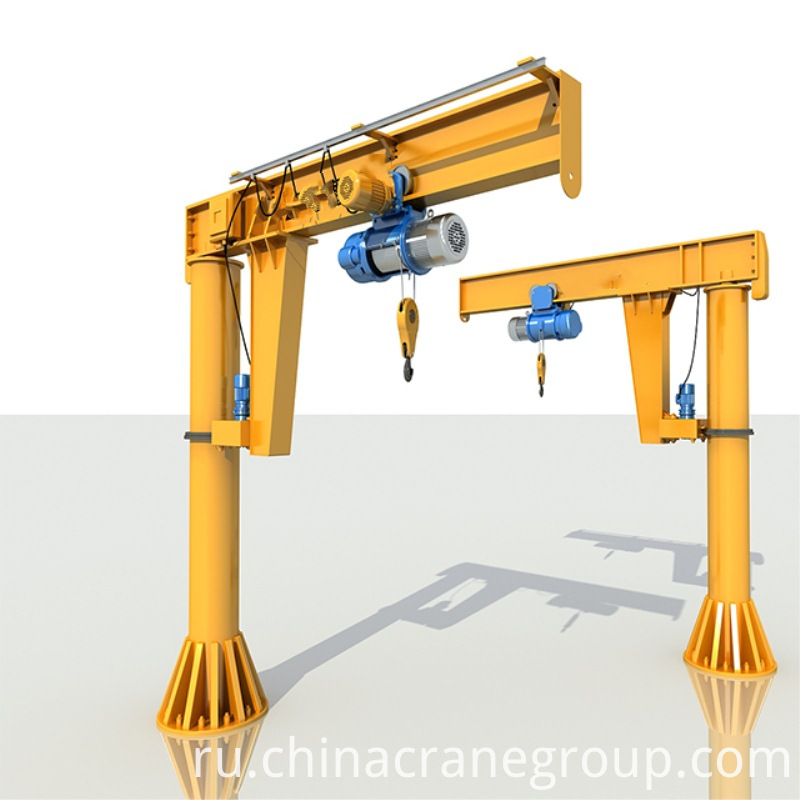Fixed Column-Jib-Crane
