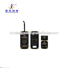 Custom Printed China Paper Tag Printing Clothing Hang Tags