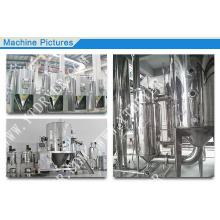 Máquina de secagem por pulverização para pó de alcaçuz