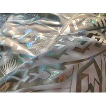 Printed Woven Cotton Dyed Textile Garment Fabric