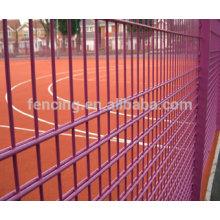 Anping facory экспортирует двойную проволочную сетку для школы