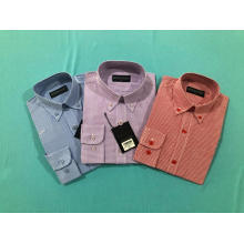 Blazers pour enfants Motif de contrôle de couleur personnalisé Chemises pour enfants