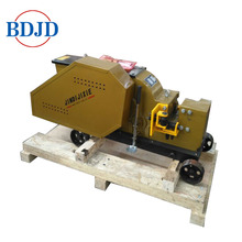 Steel Rebar Schneidemaschine zum Spleißen Rebar Cutter Manuelle Metallschneidemaschine