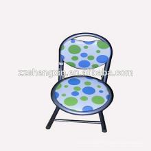 Cadeiras modernas de crianças Cadeiras de metal para crianças