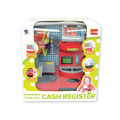 Electric Toy Cash Register Pretend Play Toy Set (H0009394)
