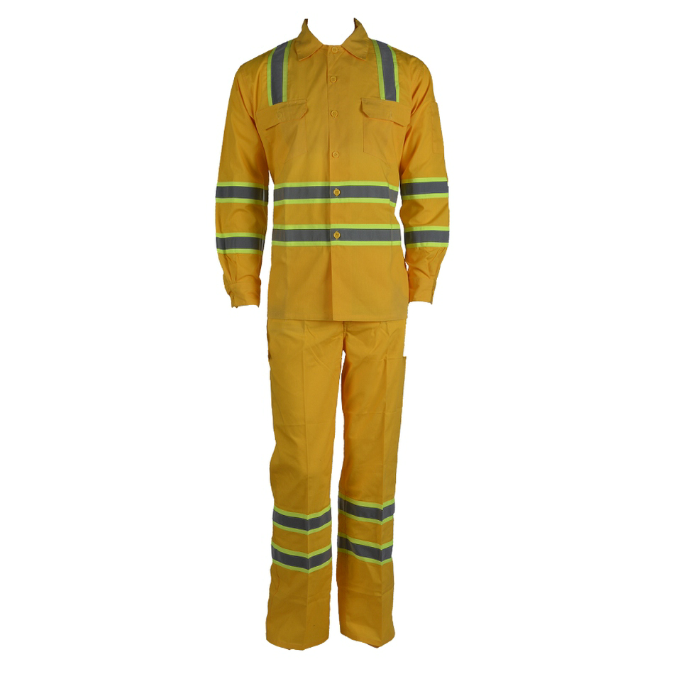 high visibility work suit B15