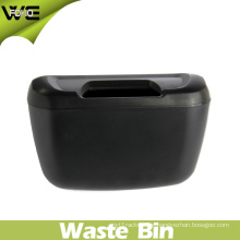 Plastic Mini Garbage Dustbin Waste Bin for Car