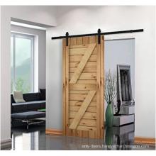 Doorwin simple teak wood door designs barn door for home
