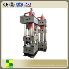 Fabricante de prensa hidráulica de quatro colunas de fácil operação