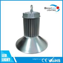 Baía alta do diodo emissor de luz da fábrica que ilumina o dispositivo elétrico claro alto industrial da baía do diodo emissor de luz do armazém 200W