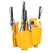 Ex-Factory Price Chinese Mini Skid Steer Loader Attachments Large Tree Spade Used for Nursery Stock Base