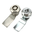 ZDC Bright Chrome-Cabinet Cam Locks