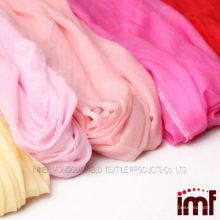 Кашемировые платки в твердых цветах