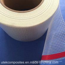 Fibra de vidro de malha de fibra de vidro 55GSM para construção
