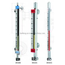 Indicador de nível de líquido magnético Krohne (BM26A)