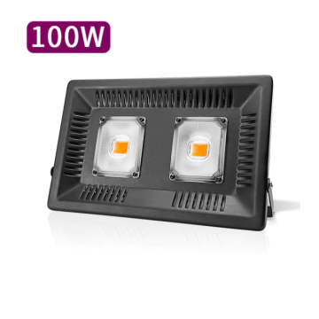 LED Grow Light 100W Modelo COB para plantas