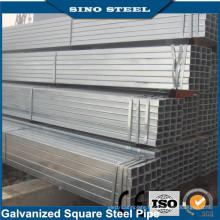 Q195 Prepainted Galvanized Steel Welded Pipe 50*50*2 mm