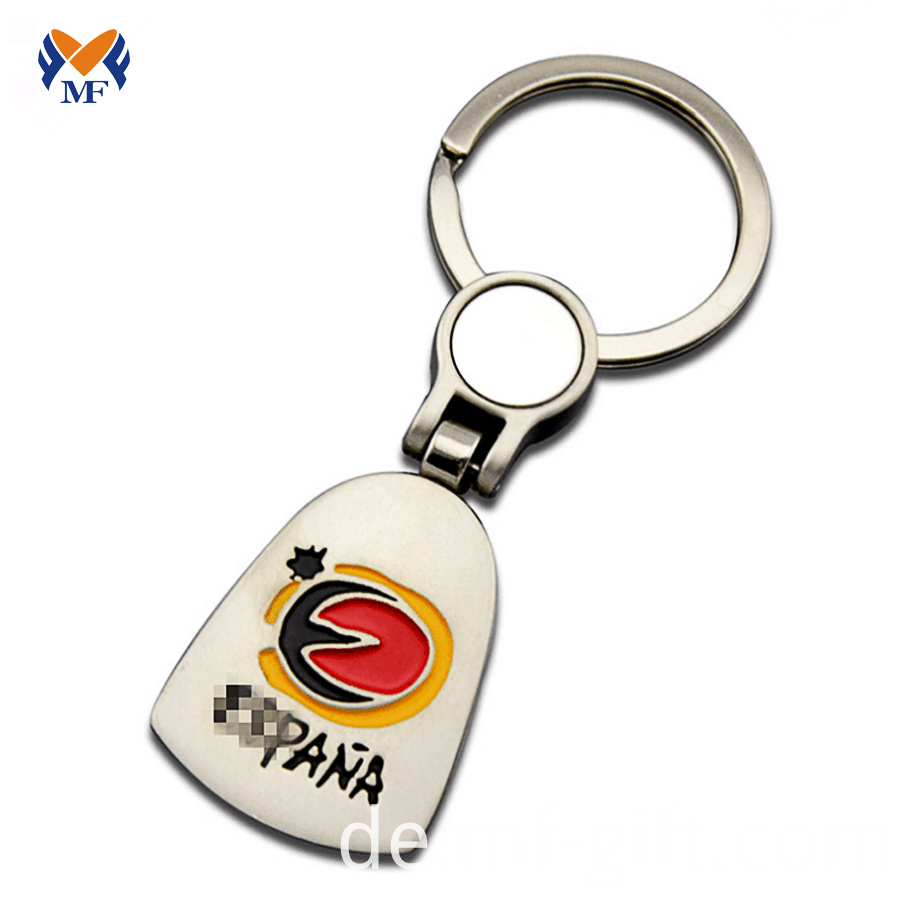 Keychain With Letters