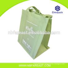 Chinese cheap laminated non woven shopping bag