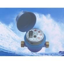 Dn25 Single Jet Vane Wheel Dry-Dial Water Meter