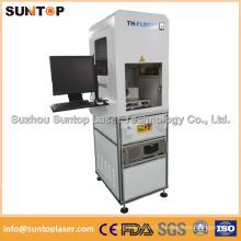 Machine automatique de marquage laser 20W / Machine à gravure laser en métal