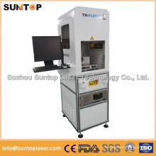 20W Автоматическая машина маркировки лазера / машина металла гравировки лазера