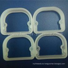 Junta de goma de silicona del reanimador manual médico