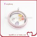collier conçoit le médaillon en verre pour la femme et les filles