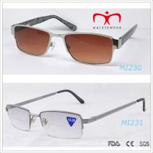 Moda e Vendas Hot Metal Bifocal Reading Glasses (mi230 & mi231)