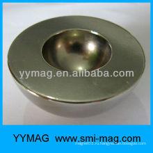 Индивидуальный полукруглый неодимовый магнит