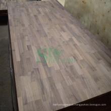 American Black Walnut Finger Joint Panel for Furniture