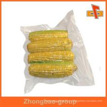 Guangzhou fornecedor de materiais de embalagem selo térmico alimentável personalizado saco de plástico de vácuo