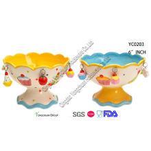 Bac à confiture en céramique / bac à gâteaux
