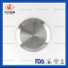 Componentes sanitarios de vacío de brida ciega KF