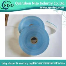 Fitas laterais adesivas do PP para a fralda com alta qualidade (CL-029)