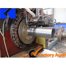 automatische PLC-Keilbratpfannenfiltermaschen-Schweißmaschinen hergestellt in China von der Jiake Fabrik