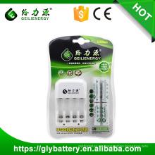 Cargador de batería GLE-850 AAA AA Cargador de batería Ultimate Speed