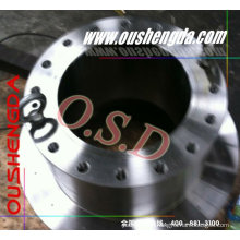 Extrusion Mould for PE Pipe Screw Extruder Machine