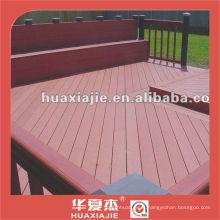 Revêtement de sol extérieur prix de terrasse composite pour terrasse