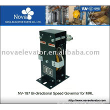 Lift Devices: Lift Speed Governor