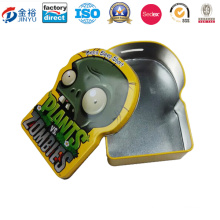 Monster Shaped Metal Promotion Gift for Coin Packaging