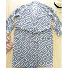 Bathrobe For Men Kimono Men's Cotton Robes