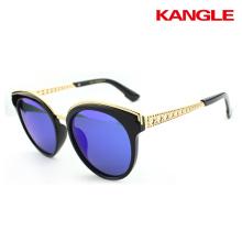 Fashion carbon fiber sunglasses eyeglass frame for wholesale 2017