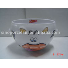 bowl with cute duck decal for BS09070