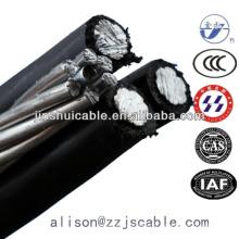 Câblage électrique Câble isolé industriel