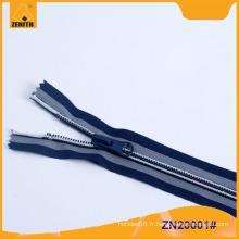 Fermeture à glissière 5 # Nylonl avec ruban réfléchissant ZN20001