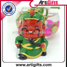 3d personalizar dibujos animados muñeco resina muñeca estatuilla