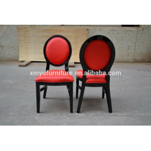 fashion black and red party chair XYN468